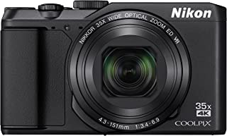 Nikon COOLPIX A900-20 Megapixel, Compact Camera, Black