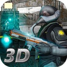 Battles in Space: Robot Shooter 3D