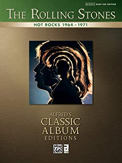 Rolling Stones -- Hot Rocks 1964-1971: Authentic Bass TAB (Alfred's Classic Album Editions)