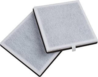 High Efficiency 3-in-1 True HEPA Replacement Filter, Compatible with Pure Enrichment Pure Zone PureZone Air Purifier, Removes Odors and 99.7% of Airborne Particles, Replace Part # PEAIRFIL (2 - Pack)