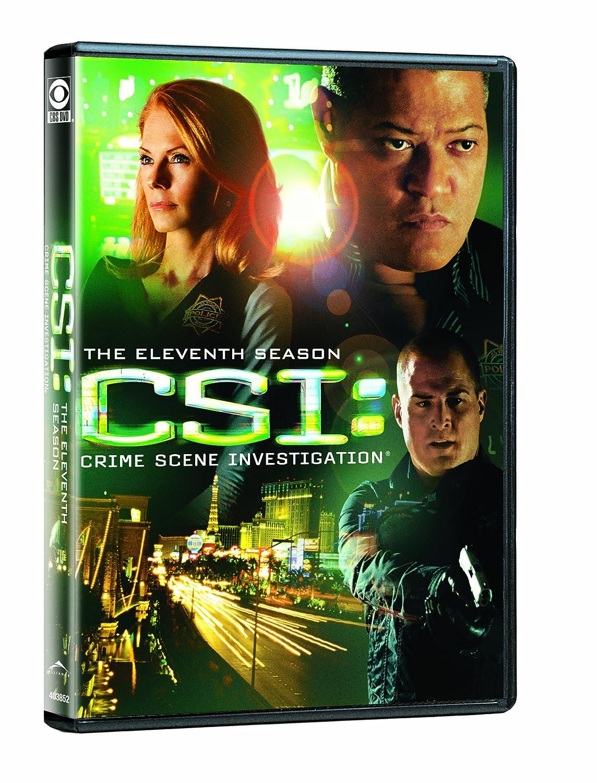 CSI: Crime Scene Investigation - The Season Weekly update 11 Complete Max 88% OFF