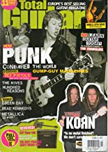 TOTAL GUITAR July 2002 Europe's Best Selling Guitar Magazine HOW PUNK CONQUERED THE WORLD Interviewed: Sex Pistols KORN: IS NU METAL FINISHED? Metallica: Go Punk!