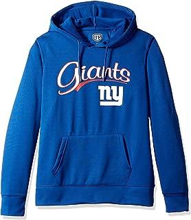 NFL Women's OTS Poly Fleece Hoodie Pullover