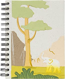elephant dung notepad