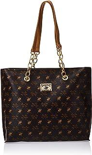BHPC Womens Tote Bag, BROWN - BHVA3175BN
