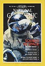 National Geographic Magazine, October, 1986 (Vol. 170, No. 4)