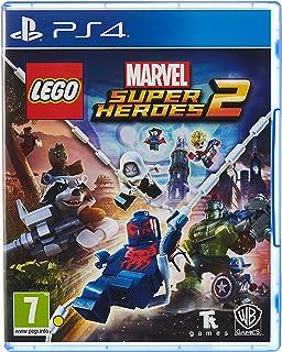 Lego Marvel Super Heroes 2 PlayStation 4 by Warner Bros Interactive