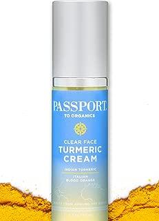 Clear Face Turmeric Cream