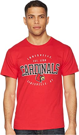 Champion College - Louisville Cardinals Jersey Tee 2