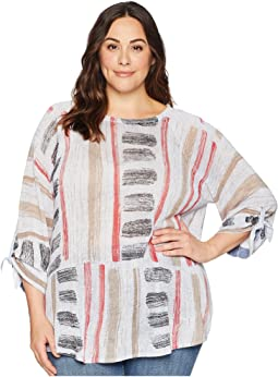 Plus Size Peponi Top