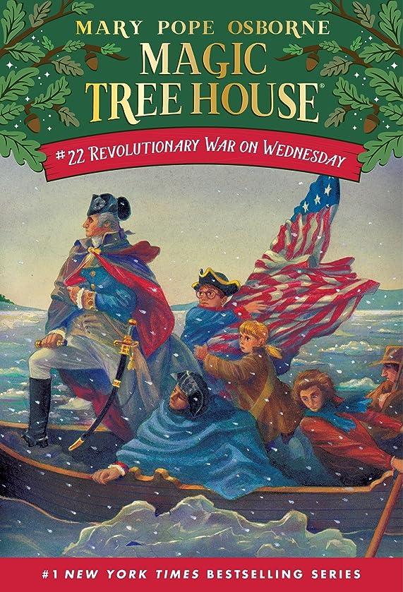 羊周波数高潔なRevolutionary War on Wednesday (Magic Tree House Book 22) (English Edition)