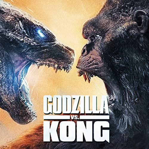 Monster Godzilla vs Kong: Giant Fight 2021