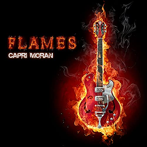 Flames (Acoustic Karaoke Instrumental) by Capri Moran on