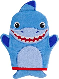 Stephen Joseph Bath Mitts, Shark