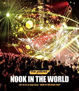 """NOOK IN THE WORLD 2017.07.22 at Zepp Tokyo """"NOOK IN THE BRAIN TOUR"""" [Blu-ray]"""