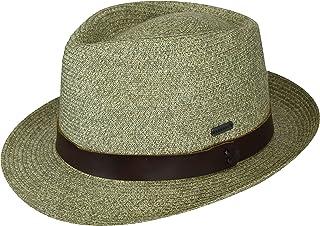 قبعة فيدورا ثلاثية من كانجول مغطاة بشمع