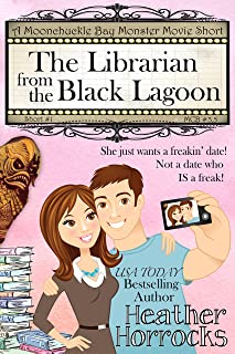 The Librarian from the Black Lagoon (Moonchuckle Bay Monster Movie Short #1, MCB #3.5)