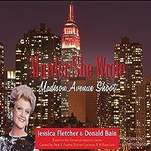 Murder, She Wrote: Madison Avenue Shoot
