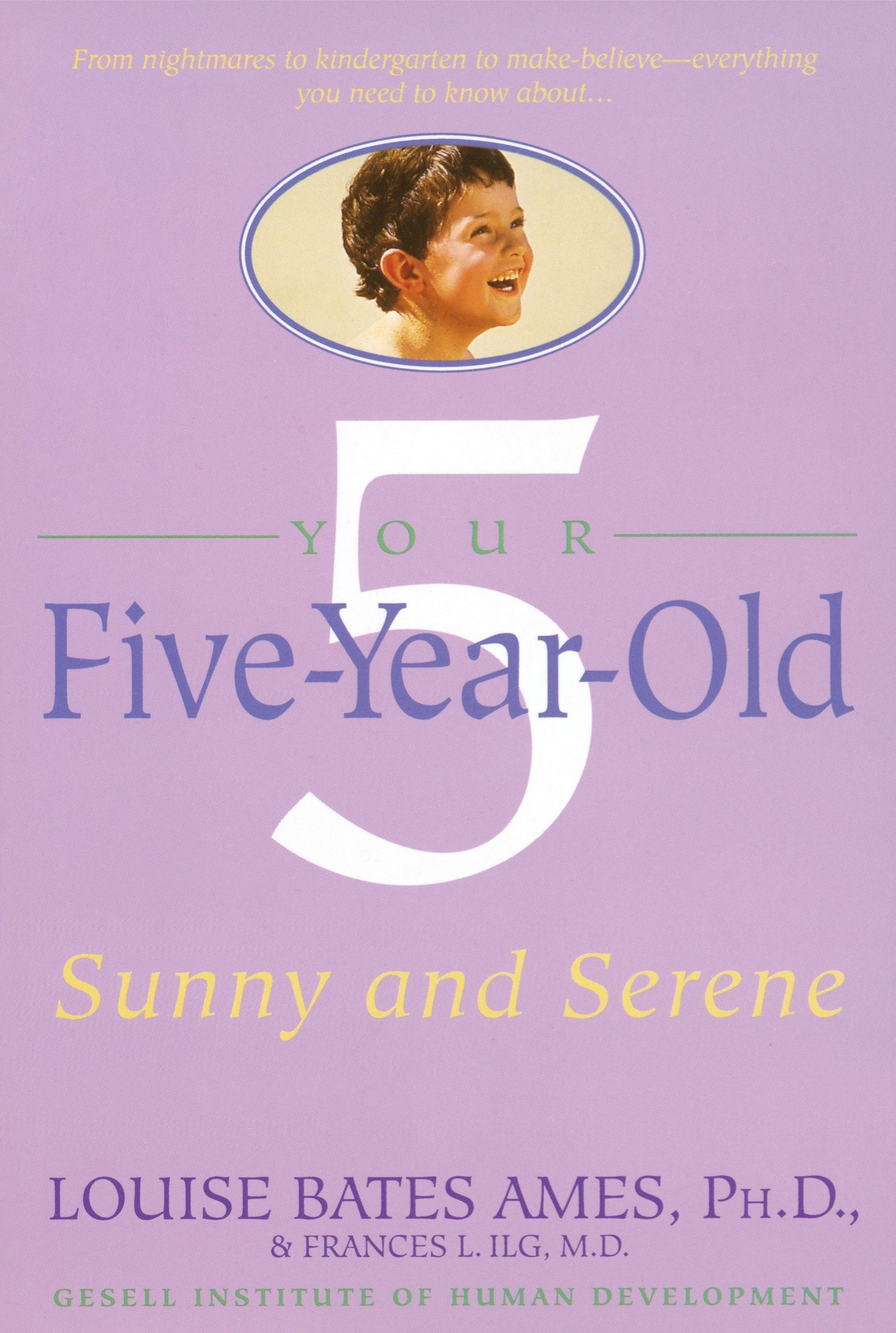 Download Your Five Year Old: Sunny and Serene