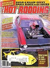 Popular Hot Rodding Magazine, June 1986
