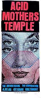 Acid Mothers Temple Poster w/The Antarcticans 2006 Concert