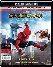 Spider-Man: Homecoming (4K UHD + Blu-ray 3D + Blu-ray) (3-Disc)