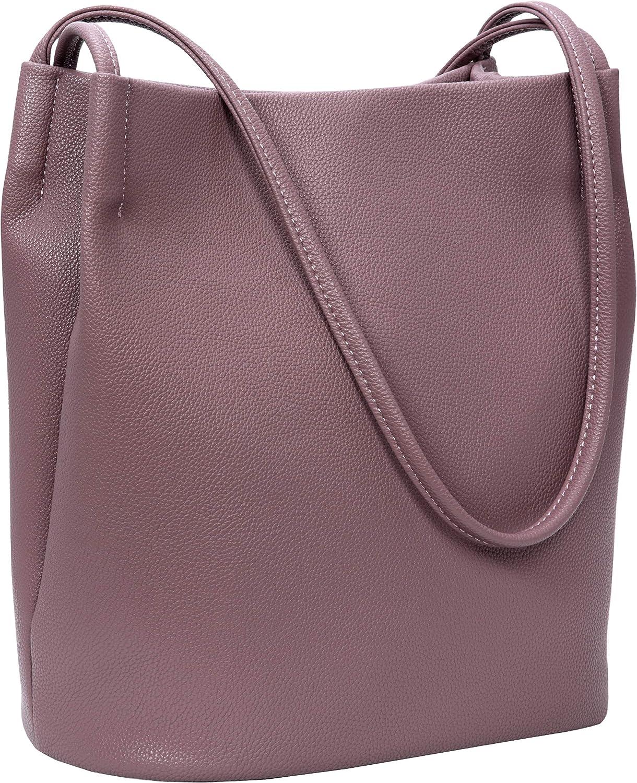 Iswee Tote Bag Stylish Ladies Hobo Bag Large Capacity Bucket Bag Shoulder Bag Designer Purse for Women