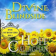 Divine Blindside: Divine Cozy Mysteries Series, Book 3