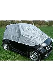 Für Benz Smart Fortwo Autoschutz Decke Cover Wasserdicht Abdeckung Schutz