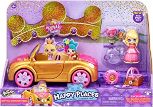 Happy Places Shopkins Happy Places Royal Convertible Playset