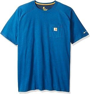 Men's Force Cotton Delmont Short Sleeve T-shirt (Regular...