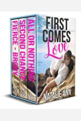 First Comes Love: Three Full Length Novels-Boxed Set Kindle Edition