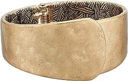 The Sak - Overlap Hinged Bracelet