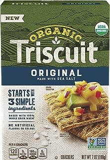 Triscuit Organic Original Crackers (Pack of 6) Non-GMO