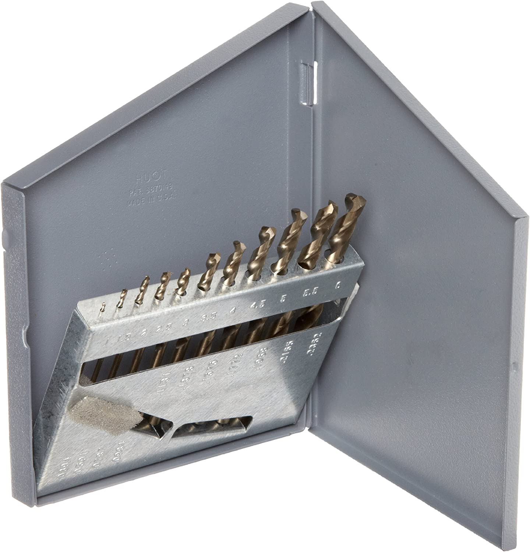 Houston Detroit Mall Mall Chicago Latrobe 54126 550 Series Steel Dril Cobalt Length Jobber