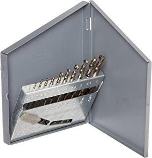 4.5mm Jobber Drill Carbide Tipped 118/° Standard Point USA Made 301045, 4.5mm