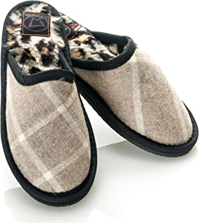 Best plaid slippers womens Reviews