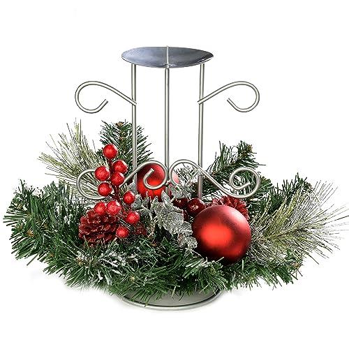 Christmas Center Table Decorations Amazon Co Uk