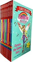 Rainbow Magic Early Reader Collection 10 Books Set