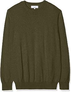 Uomo Felpa Pullover manica lunga Top maglione girocollo Classic Bolf 1a1 motivo