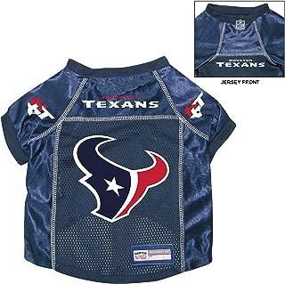 Houston Texans Pet Dog Jersey Extra Small