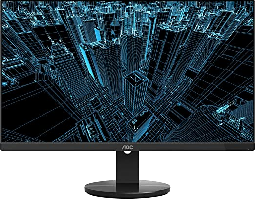"AOC U2790VQ 27"" 4K 3840x2160 UHD Frameless IPS Monitor"