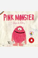 Pink Monster Hardcover