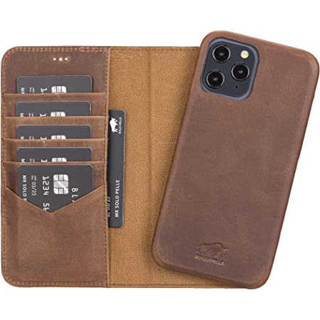 Solo Pelle Lederhülle Kompatibel Für Iphone 12 Elektronik