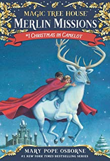 Christmas in Camelot (Magic Tree House: Merlin Missions Book 1)