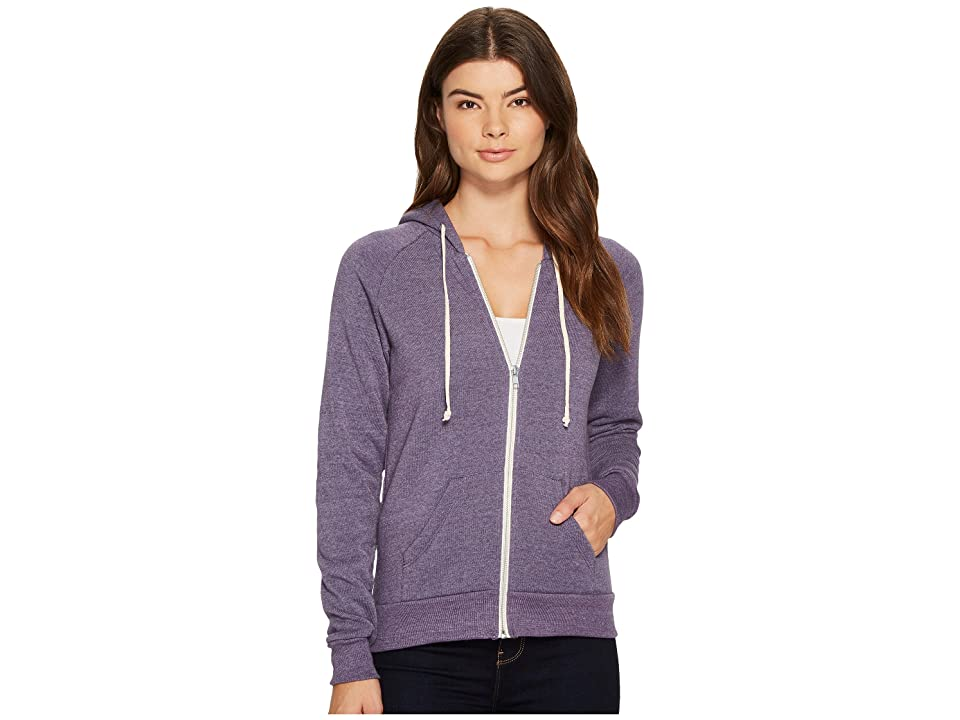 Alternative Adrian Hoodie (Eco True Deep Purple) Women