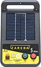 Zareba ESP5M-Z 5-Mile Solar Low Impedance Electric Fence Charger