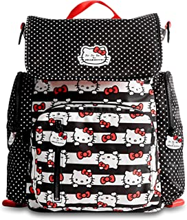 Ju-Ju-Be Be Sporty Hello Kitty Dots and Stripes