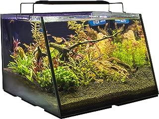 Lifegard Aquatics R800207 Full-View 7 Gallon Aquarium with Built-in Back Filter