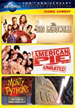 Iconic Comedy Spotlight Collection: (The Big Lebowski / American Pie / Monty Python's The Meaning of Life)